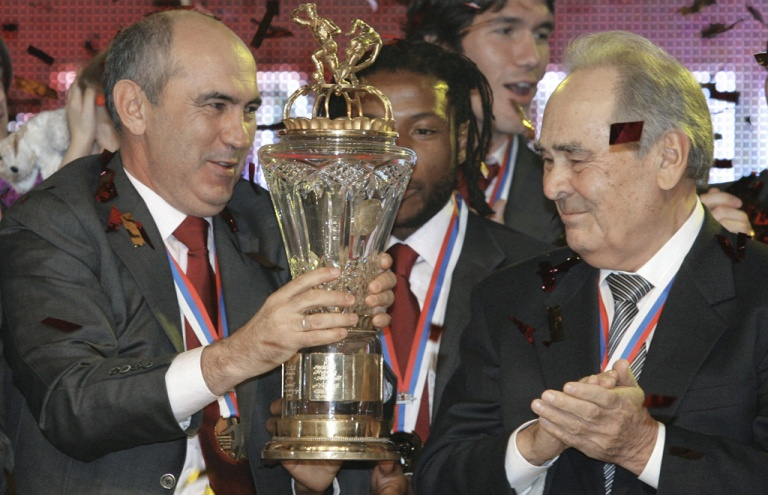 Kurban Berdyev is hoping to emulate his Rubin success with another unfashionable side.